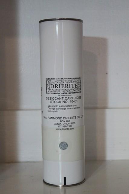 Disposable Desiccant Cartridge Oak Ridge Foam Amp Coating