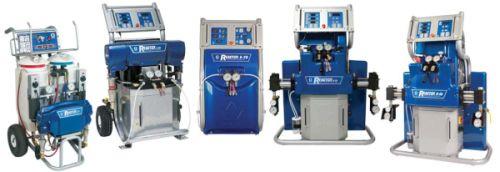 Polyurea & Spray Foam Equipment, Parts & Services | Oak Ridge Foam