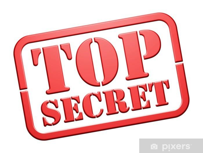 The Secret's Out!!